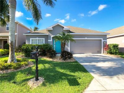 Fort Myers Single Family Home For Sale: 8970 Falcon Pointe Loop