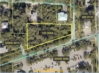 Sanibel Residential Lots & Land For Sale: 737 Vinca Way