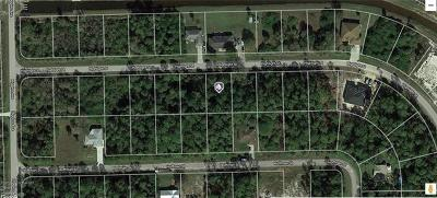 Fort Myers Residential Lots & Land For Sale: 3849 Highlight St
