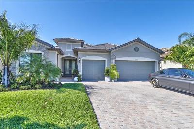 Estero Single Family Home For Sale: 19177 Elston Way
