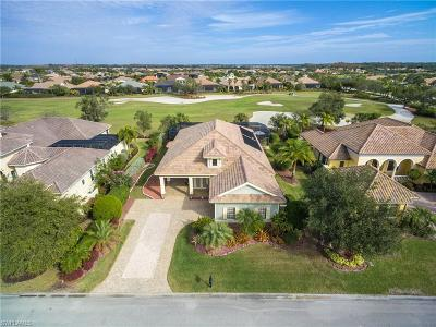 Fort Myers Single Family Home For Sale: 3490 Brantley Oaks Dr