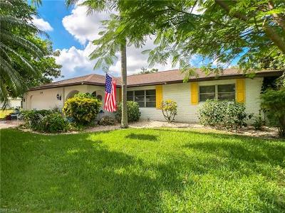Cape Coral Single Family Home Pending With Contingencies: 138 SE 30th St