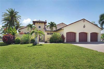 Cape Coral Single Family Home For Sale: 4903 SW 13th Ave