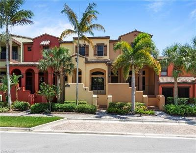 Fort Myers Condo/Townhouse For Sale: 8320 Esperanza St #1603