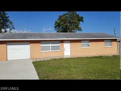 Cape Coral Single Family Home For Sale: 229 SE 7th Pl
