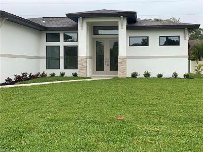 Cape Coral Single Family Home For Sale: 1423 SW 20th St