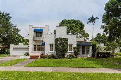 Single Family Home For Sale: 1375 B Alcazar Ave