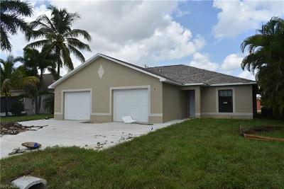 Cape Coral Multi Family Home For Sale: 3915/3917 Chiquita Blvd S