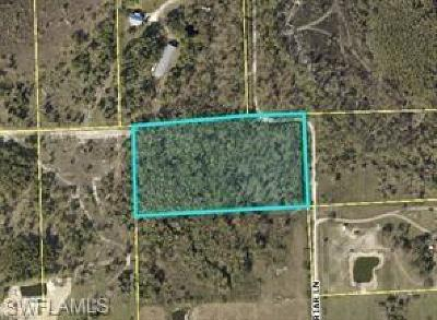 Fort Myers Residential Lots & Land For Sale: 14260 Briar Ln