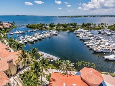 Fort Myers Boat Slip For Sale: Boat Dock E-21