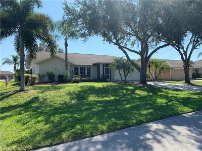 Cape Coral Single Family Home For Sale: 4521 SW 20th Pl
