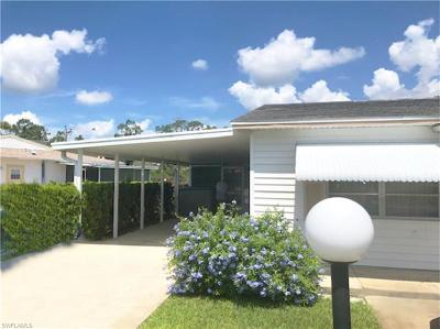 Lehigh Acres Condo/Townhouse For Sale: 40 Pinewood Blvd