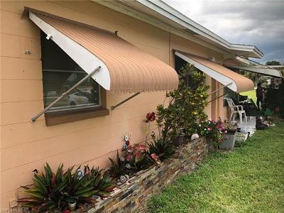 Lehigh Acres Single Family Home For Sale: 103 Calvin Ave