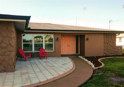 Cape Coral Single Family Home For Sale: 2125 Everest Pky