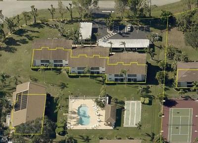 Collier County, Charlotte County, Lee County Condo/Townhouse For Sale: 1624 Covington Meadows Cir #105