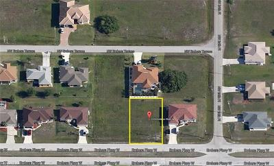 Cape Coral Residential Lots & Land For Sale: 2429 Embers Pky W