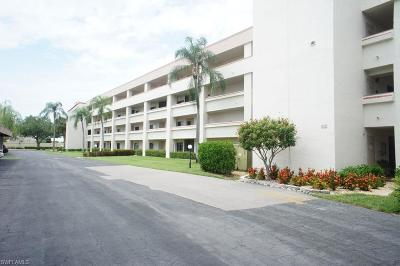 Fort Myers Condo/Townhouse For Sale: 1781 Pebble Beach Dr #407