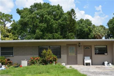 North Fort Myers Single Family Home For Sale