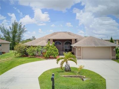 Cape Coral Single Family Home For Sale: 118 SE 20th St