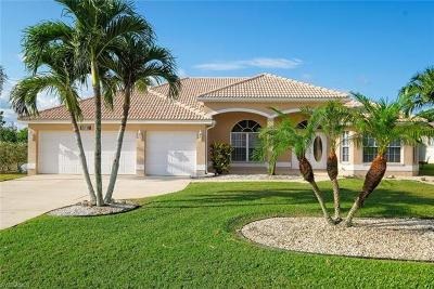 Cape Coral Single Family Home For Sale: 318 SE 33rd St