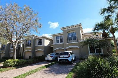Fort Myers Condo/Townhouse For Sale: 18931 Bay Woods Lake Dr #103