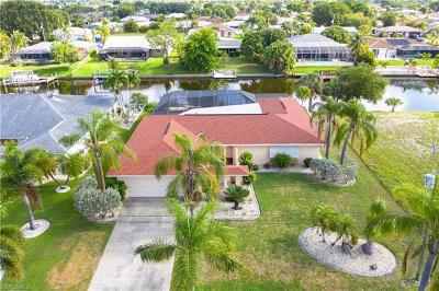 Cape Coral Single Family Home For Sale: 807 SE 33rd Ter