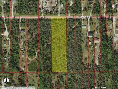 Collier County Residential Lots & Land For Sale: 4th Ave SE
