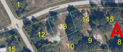 Glades County Residential Lots & Land For Sale: 1117 Horseshoe Loop