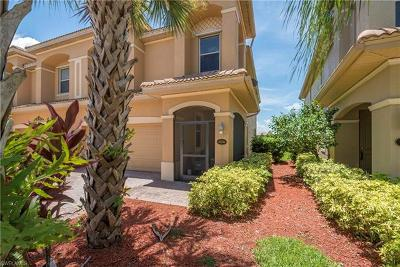 Estero Condo/Townhouse For Sale: 20339 Larino Loop