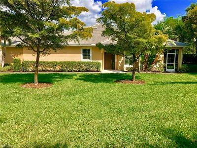 Fort Myers Condo/Townhouse For Sale: 9913 Periwinkle Preserve Ln