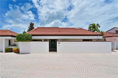 Fort Myers Single Family Home For Sale: 5459 Harbour Castle Dr