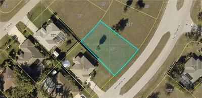 Cape Coral Residential Lots & Land For Sale: 3440 East Gator Cir