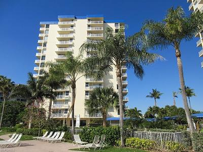 Fort Myers Beach Condo/Townhouse For Sale: 7300 Estero Blvd #607
