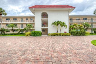 Naples Condo/Townhouse For Sale: 45 High Point Cir S #107
