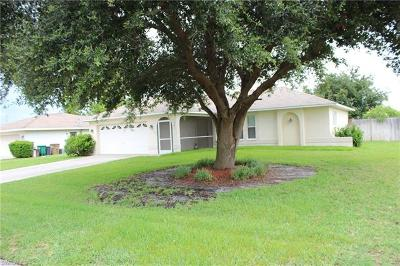 Cape Coral Single Family Home For Sale: 241 SW 38th St