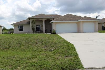 Cape Coral Single Family Home For Sale: 2117 NE 23rd Ave