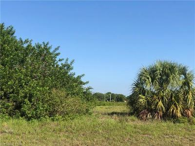 Labelle FL Residential Lots & Land Pending: $10,000