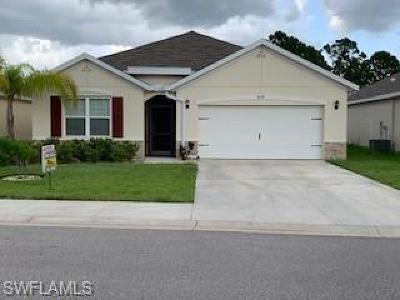 Lehigh Acres Single Family Home For Sale: 8195 Gopher Tortoise Trl