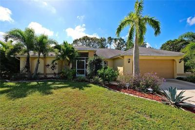 Cape Coral Single Family Home For Sale: 2610 NW 18th Ter