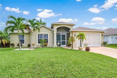 Cape Coral Single Family Home For Sale: 1214 SW 10th St