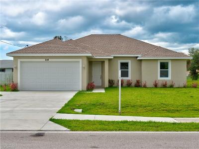 Cape Coral Single Family Home For Sale: 1133 SW Trafalgar Pky