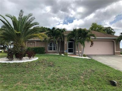 Cape Coral Single Family Home For Sale: 470 NE 1st Ave