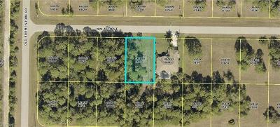 Cape Coral Residential Lots & Land For Sale: 3700 NW 46th Ter