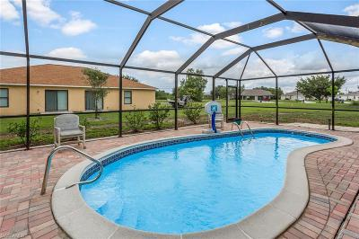 Cape Coral Multi Family Home For Sale: 501 SE 5th St #A & B