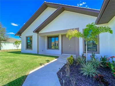 Cape Coral Single Family Home For Sale: 1425 NW 13th Ave