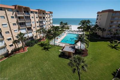 Fort Myers Beach Condo/Townhouse For Sale: 7400 Estero Blvd #514