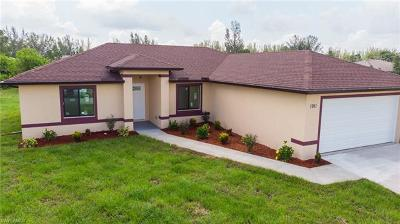 Cape Coral Single Family Home For Sale: 1911 NW 22nd Pl