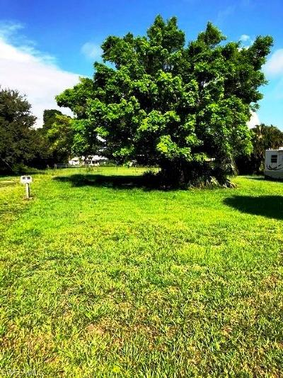 Fort Myers Residential Lots & Land For Sale: 5103 Lexington Blvd