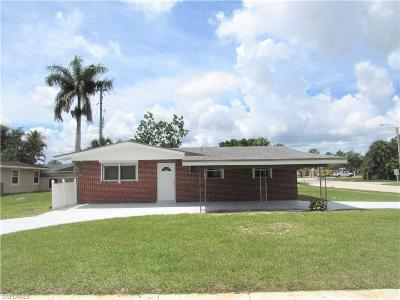 Fort Myers Single Family Home For Sale: 1452 Xavier Ave