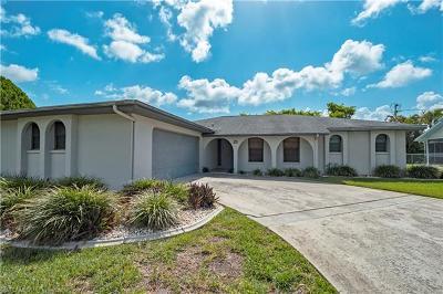 Cape Coral Single Family Home For Sale: 21 NE 20th Ct